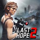 Last Hope Sniper - Zombie War: Shooting Games FPS - تکتیرانداز