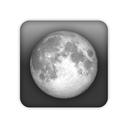 Simple Moon Phase Widget - ویجت دوره های ماه