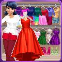 بازی دختر کفشدوزکی و خرید لباس
