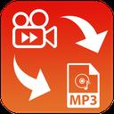 ساخت mp3 با ویدیو