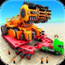 Heavy Cargo Trailer Truck Simulator 2019: Oversize