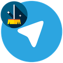 تلگرام تمیز کن
