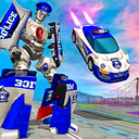 US Police Robot Car Revenge