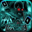 Zombie Skull Keyboard
