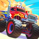 Monster Truck Go - Racing Games Kids