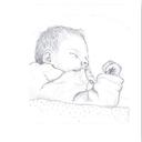 شیر دادن بچه