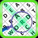 جدول کلمات لمسی | بازی فکری