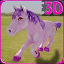 Wild Pony Horse Run Simulator