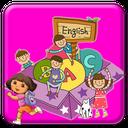 آموزش زبان انگلیسی با دورا