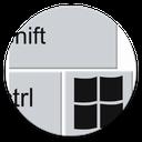 کلیدهای میانبر ویندوز و برنامه ها