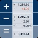 CalcTape Calculator with Tape – ماشین حساب و دفتر یادداشت