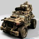ماشین جنگی دونفره
