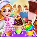 بازی ساخت بستنی قیفی