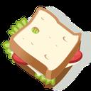 ساندویچ مقوی و بهداشتی