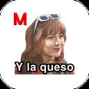Animated stickers - Memetflix